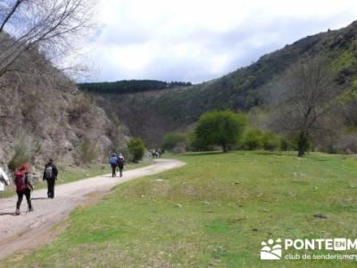 Senda Genaro - GR300 - Embalse de El Atazar - Patones de Abajo _ El Atazar; senderismo en benasque